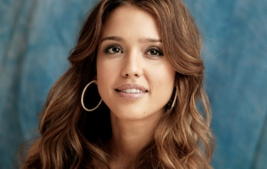 Jessica Alba HD Background