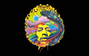 Jimi Hendrix Full HD