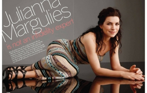 Julianna Margulies High Quality Wallpapers