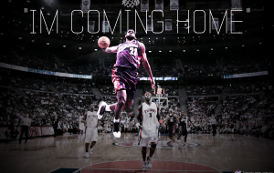 LeBron James Background