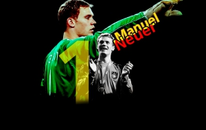 Manuel Neuer HD Background