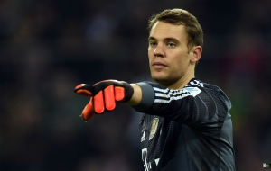 Manuel Neuer For Desktop