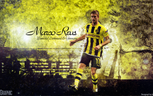 Marco Reus High Quality Wallpapers
