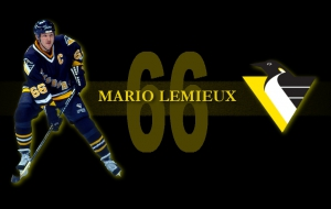Mario Lemieux HD Background