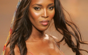 Naomi Campbell HD Background
