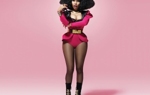 Nicki Minaj HD Background