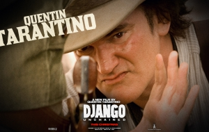 Quentin Tarantino For Desktop