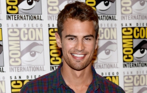 Theo James High Definition Wallpapers