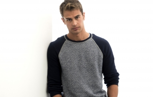 Theo James Portraits