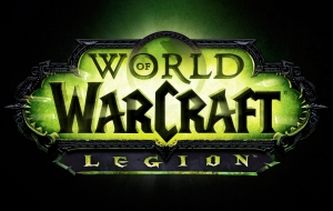 World of Warcraft: Legion HD logo