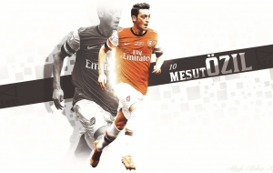 Mesut Ozil Widescreen