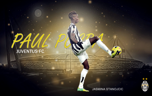 Paul Pogba Desktop
