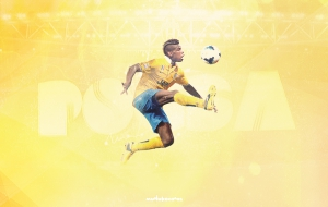 Paul Pogba High Definition