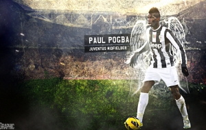 Paul Pogba Widescreen