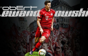 Robert Lewandowski Computer Wallpaper