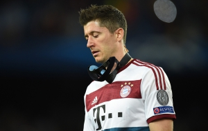 Robert Lewandowski HD
