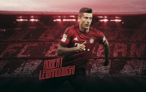 Robert Lewandowski Pictures