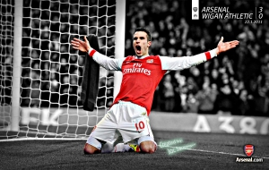 Robin Van Persie HD Background