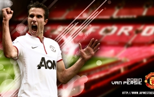 Robin Van Persie High Definition