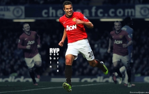 Robin Van Persie High Quality Wallpapers