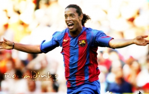 Ronaldo De Assis Moreira Wallpaper