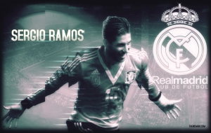 Sergio Ramos For Desktop