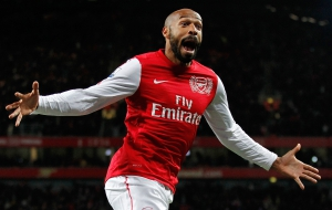 Thierry Henry 4K