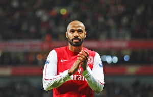 Thierry Henry Photos