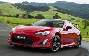Toyota 86 Images