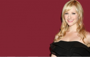 Melissa Rauch HD Background