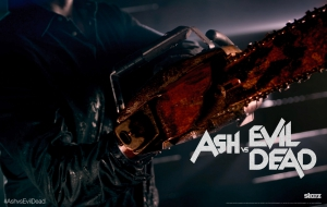 Ash Vs Evil Dead HD Desktop