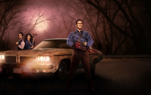 Ash Vs Evil Dead High Definition Wallpapers