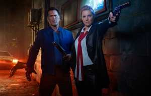 Ash Vs Evil Dead Key Art Shoot2016