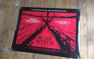 Blair Witch 2016 HD Background