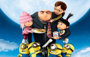 Despicable Me 3 HD Background
