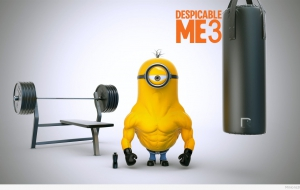 Despicable Me 3 High Definition Wallpapers
