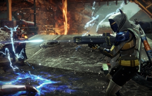 Destiny Rise Of Iron High Quality Wallpapers