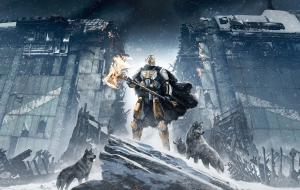 Destiny Rise Of Iron Wallpapers