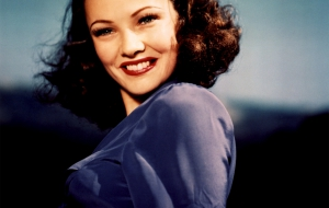 Gene Tierney High Quality Wallpapers