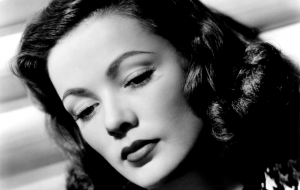 Gene Tierney Wallpapers
