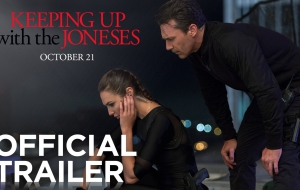 Keeping Up With The Joneses Wallpapers