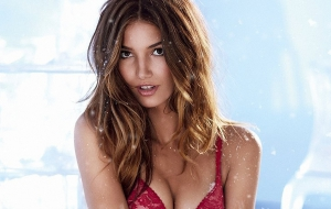 Lily Aldridge Desktop