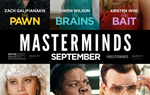 Masterminds Photos