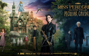 Miss Peregrine's Home For Peculiar Children HD Desktop