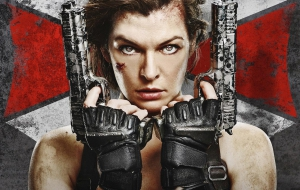 Resident Evil The Final Chapter Background