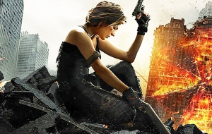 Resident Evil The Final Chapter HD Background