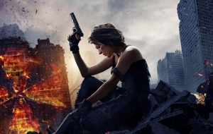 Resident Evil The Final Chapter High Definition