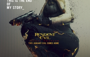 Resident Evil The Final Chapter High Definition Wallpapers