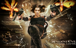 Resident Evil The Final Chapter Images