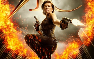 Resident Evil The Final Chapter Wallpapers HD